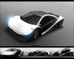 Allure - Concept Car by L-X