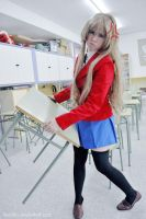 Taiga is angry by LauzLanille