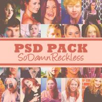 PSDPACK1 by SoDamnReckless