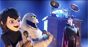 Hotel Transylvania Cause your my Zing by Lickried