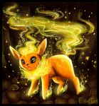 Flareon by sharkie19