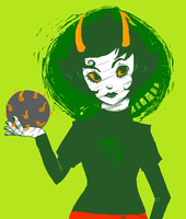 Mother Kanaya by LuckyLoser123