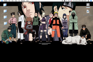 Shippuden Desktop by newbie-otaku