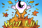 Happy Fall! by SnoringDragonProd