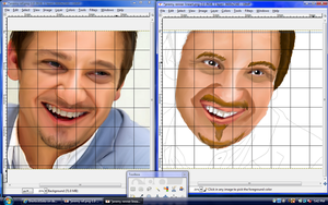 Jeremy Renner Wip Screenshot by Chrisily