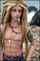 BJD Bordeaux: Skin by Maru-Light