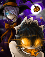 Halloween '10 by Kikiine