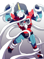 perceptor tentacles by mizz-ninja
