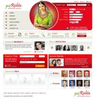 Go4rishta Marriage website by naseemhaider