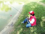 Old Rod - Pokemon Trainer Red - Cosplay by Nao-Dignity