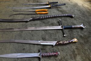 swords by Atohas