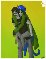 Hey Nepeta by Tsirpx3