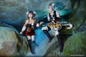 ff14 - The Miqo'tes Adventure by vaxzone