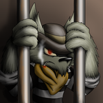 A prisoner by Stasia28fox