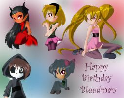 Happy B_Day Bleedman by cold-angle
