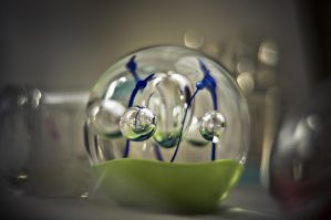Glass Ball by AntonSerenity