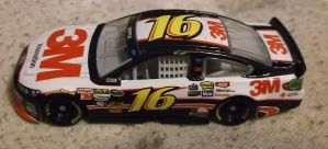 2014 Greg Biffle #16 3M Ford Fusion by Chenglor55