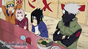 Team 7 Episode 101 - Lineart colored by DennisStelly