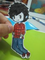 .:marshall lee:. by totties