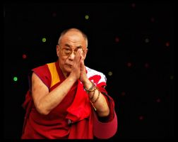 His Holiness the Dalai Lama 06 by trajillo