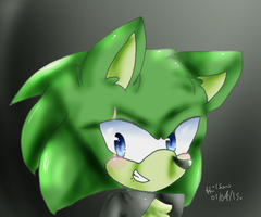 Scourge by HollyBjeam