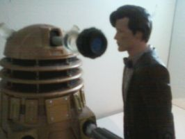 Doctor Who - Asylum of the Daleks Scene Recreation by DoctorWhoOne