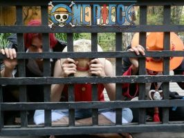 The Prison cosplay by Roddy-Shinigami
