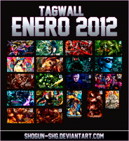Enero 2012 by Shogun-SHG