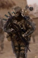 Soldier by Kevin-Studios