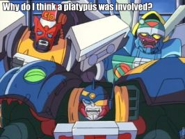 The Predacon... Car Brothers by Snapperworth