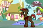 Tapper the Pony by trainman666