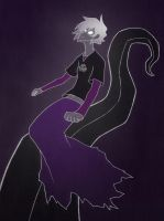 Grimdark Rose... and I guess a horrorterror? by manga-kat