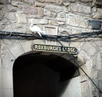 Roxburgh's Close by 100-days