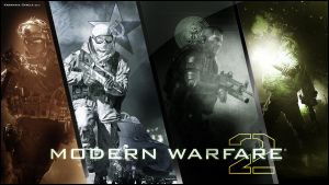 MW2 Wallpaper by 171Scorpia