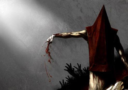 Pyramid Head - GC-idea by arok318