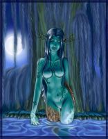 Dryad by CathyStephens