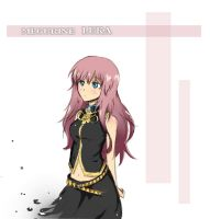 megurine luka by Rusa1202