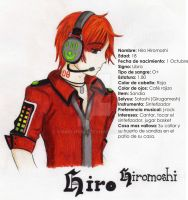 Hiro New Profile by Kari-Usagi