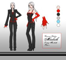 Lady Macbeth Design by DM7DragonFyre
