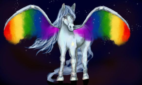 Lev MLP pride by Buchanchem