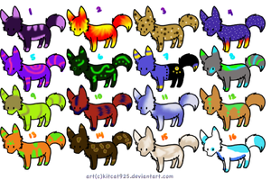 Wolf Adopts by digikids