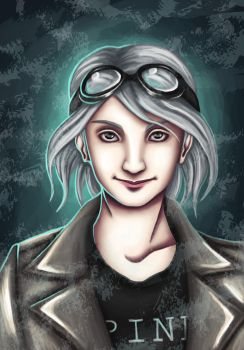 Quicksilver by TheFatalImpact