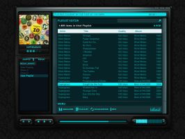 Media Player Concept by mgportfolio