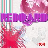 font REBOARD by VaAzZquuezZ