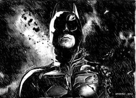 The Dark Knight RISES by xpzero