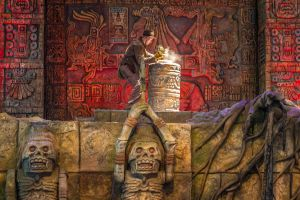 Indiana Jones 1 by Earth-Divine