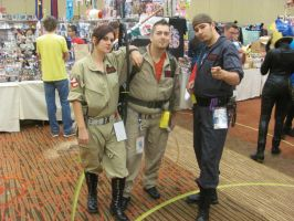 Animefest '12 - Ghostbusters by TexConChaser