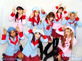Morning Musume by MariRainha