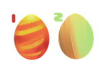 September Mystery Eggables! CLOSED by PheNixAdopts