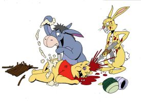 The End of Winnie the Pooh by Jwpepr